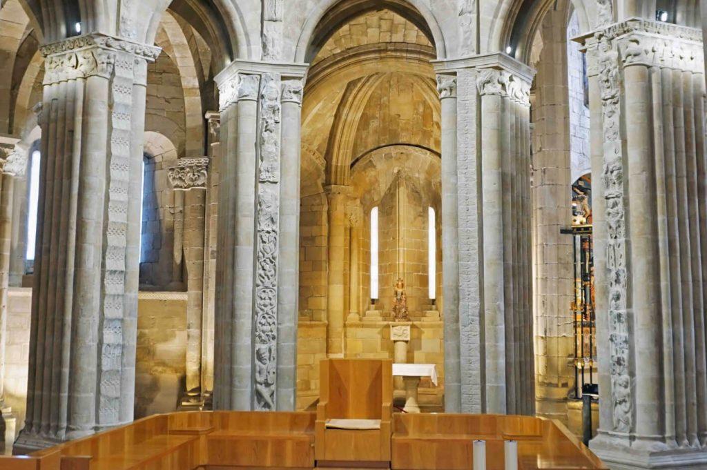 Santo Domingo de la Calzada - Catedral del Salvador. Cabecera de la Gloria