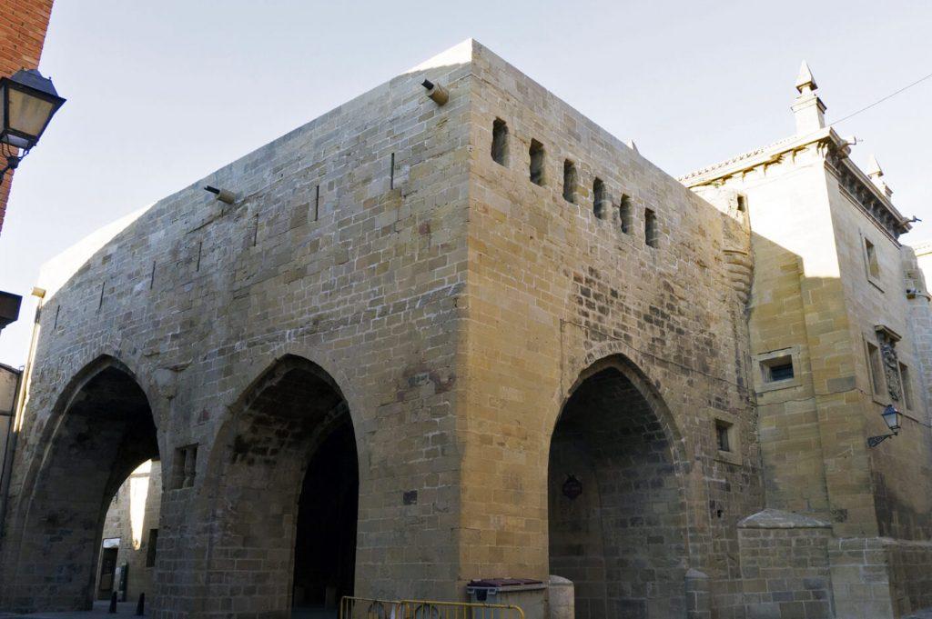 Santo Domingo de la Calzada - Arco del Cristo