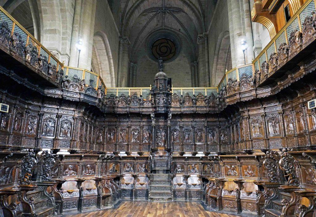 Santo Domingo de la Calzada - Coro de la Catedral del Salvador