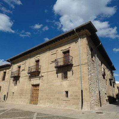 Santo Domingo de la Calzada - Corregimiento y Cárcel Real