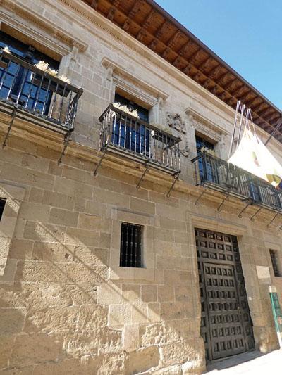 Santo Domingo de la Calzada - Casa de los Ocio