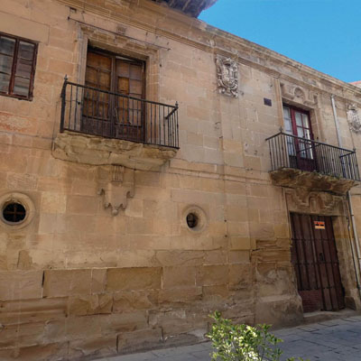 Santo Domingo de la Calzada - Casa de los Salcedo