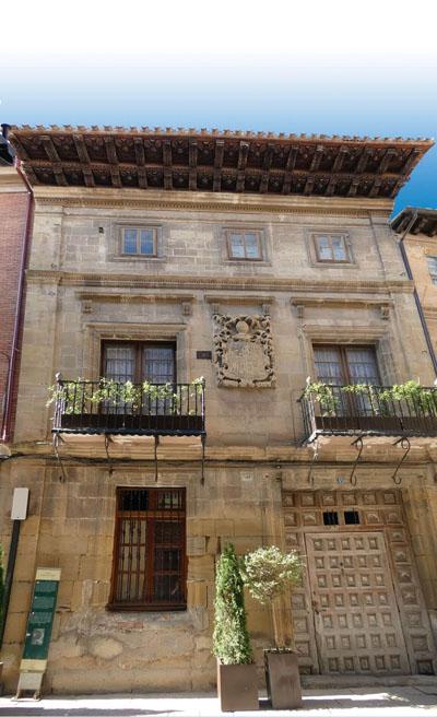Santo Domingo de la Calzada - Casa de Lorenzo Tejada