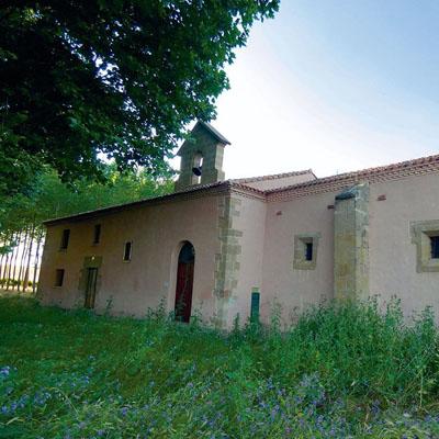 Santo Domingo de la Calzada - Ermita de Nuestra Señora de las Abejas