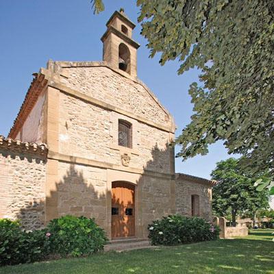 Santo Domingo de la Calzada - Ermita de la Mesa del Santo