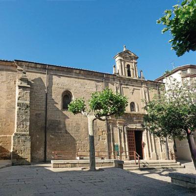 Santo Domingo de la Calzada - Ermita de Nuestra Señora de la Plaza