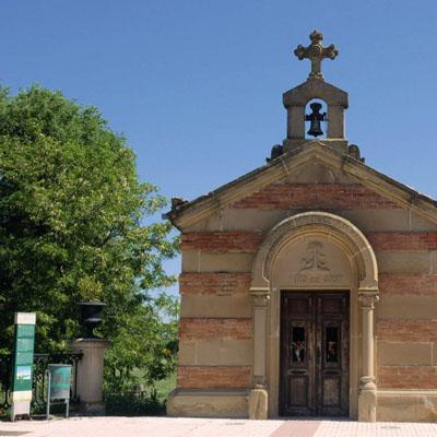 Santo Domingo de la Calzada - Ermita del Puente