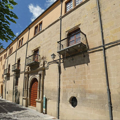 Santo Domingo de la Calzada - Palacio del secretario de Carlos V