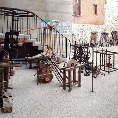 Santo Domingo de la Calzada - Museo de relojes y campanas