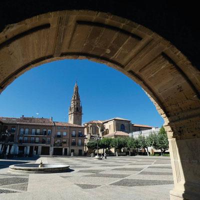 Santo Domingo de la Calzada - Plaza de España