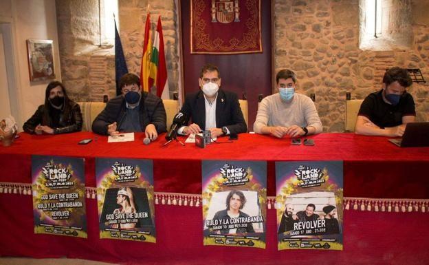'God save the Queen', 'Rulo y la contrabanda' y 'Revólver', en Santo Domingo en julio