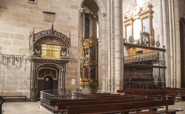 El ciclo de órgano de la catedral de Santo Domingo sigue este sábado con Fernando Águila