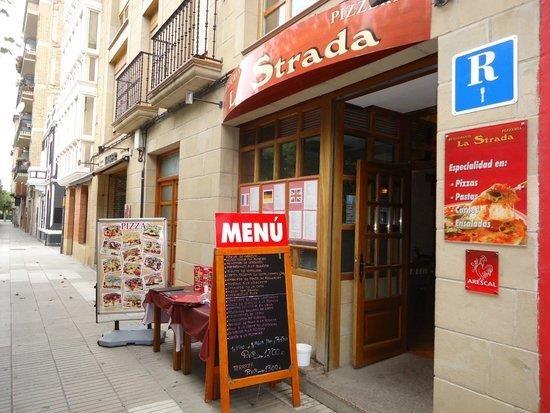Restaurante Pizzería La Strada